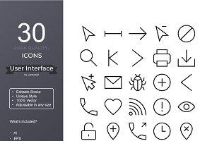 User Interface (Pixel Prefect)