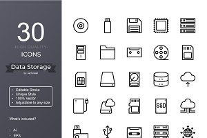 Data Storage (Pixel Prefect)