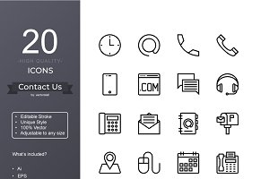 Contact us (Pixel Prefect)