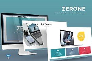 Zerone - Keynote Template
