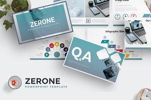 Zerone - Powerpoint Template