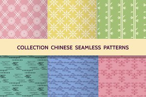 Collection chinese patterns1