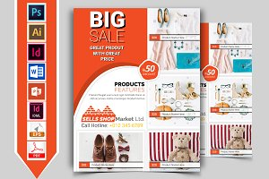 Product Promotion Flyer Vol-03