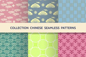 Collection chinese patterns2
