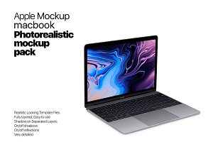Apple MacBook Mockups