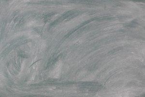 Green Chalkboard for Education
