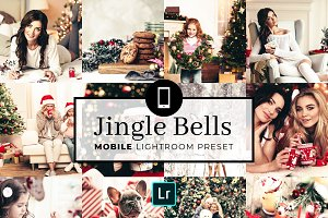 Mobile Lightroom Preset Jingle Bells