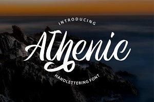 [50% OFF] Athenic Clean Script