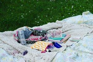 Boho Outside Picnic Arrangement 7