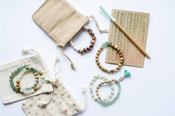 Boho Intention Bracelets 2