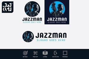 Jazz Man Logo