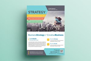 Creative Corporate Flyer V17