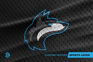 Wolves | Custom Sports Logo