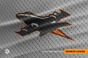 Jets   Custom Sports Logo