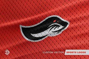 Seals   Custom Sports Logo