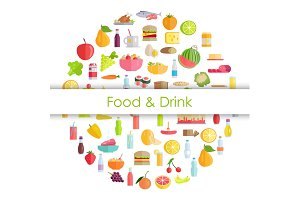 Tasty Food, Grocery Products and