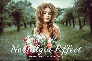 Nostalgia Mobile Lightroom Presets