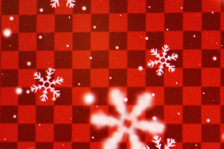 snowflakes in different shapes. in Objects - product preview 2