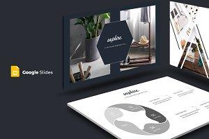 Shapire -  Google Slides Template
