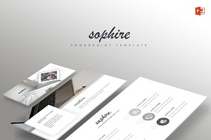 Shapire - Powerpoint Template