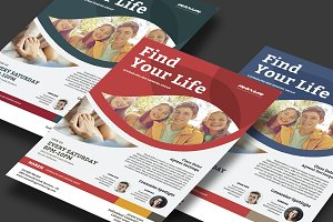 Counseling Flyer Template