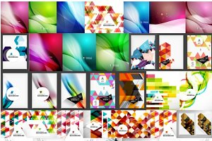 Nice collection of abstract designs