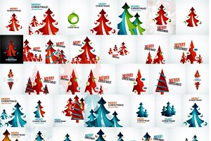49 Christmas cards and designs