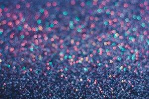 Dark Purple background of glitter, b