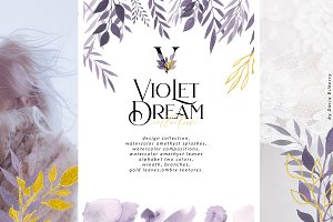 Violet Dream collection