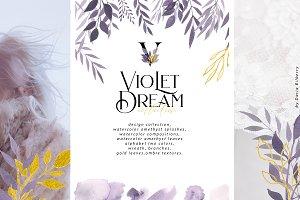 Violet Dream collection