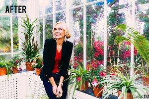 Botanical Gardens Colour