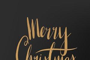 Christmas greeting wallpapers