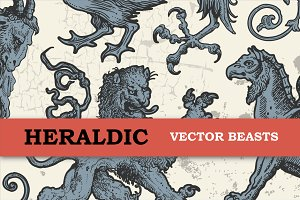 Heraldic Beasts · Vector Bundle