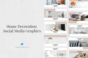 Home Decoration Twitter Posts
