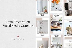 Home Decoration Pinterest Posts
