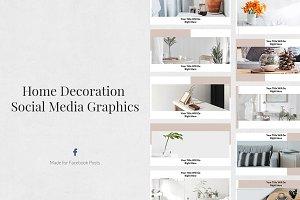 Home Decoration Facebook Posts