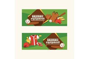 Baseball vector pattern catchers
