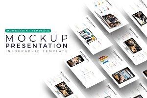Mockup Presentation - Infographic