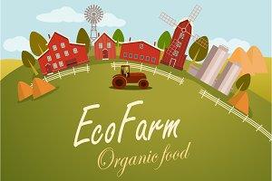 Eco farm concept