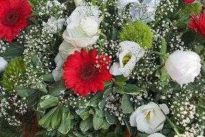 Flower bouchet