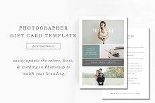 photo gift card