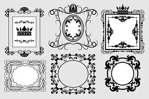frames vintage