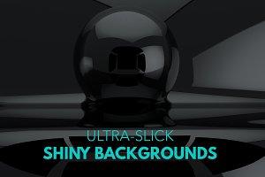 Ultra-Slick 5K Shiny Background Set