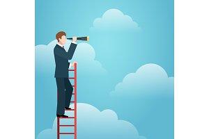 Business vision ladder