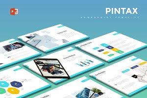 Pintax - Powerpoint Template