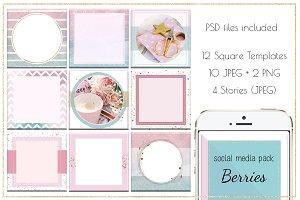 Social Media/Instagram/Berries