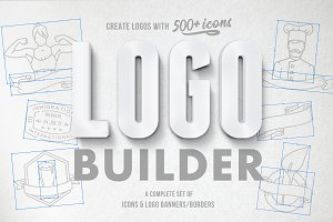 Logo Builder - Design Logos Easily
