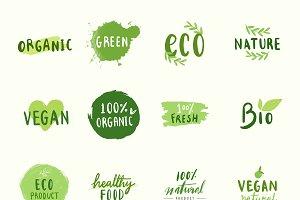 Collection of environmental vectors