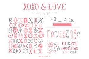 XOXO (Clipart)