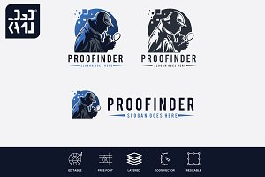 Proof Finder Logo